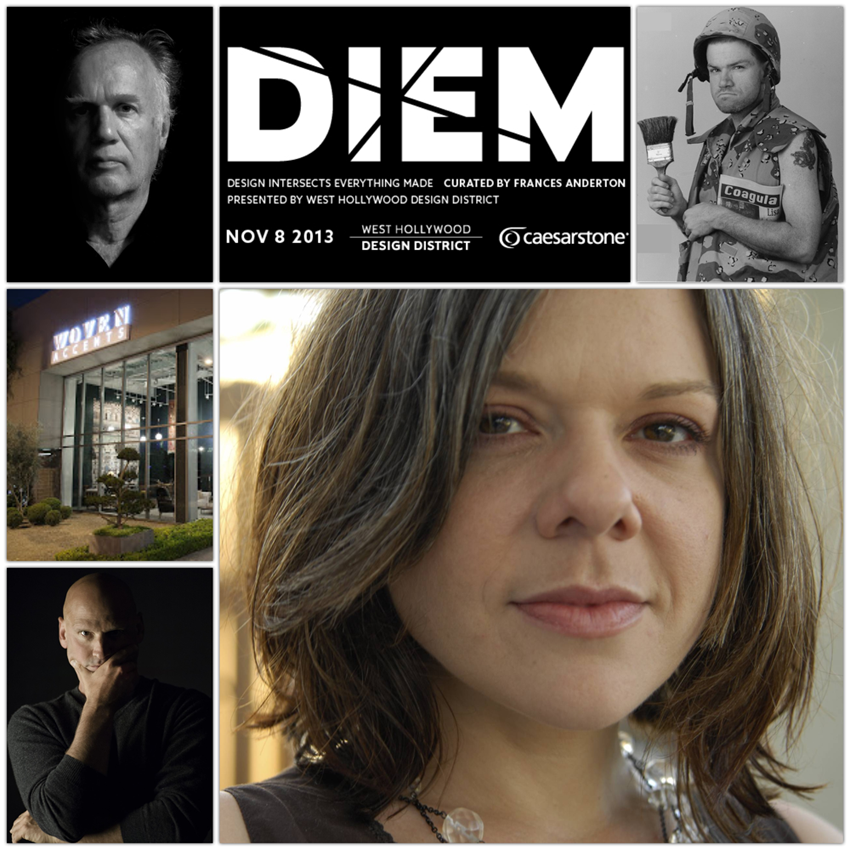 Back by popular demand! DIEM veteran Shana Nys Dambrot moderating at DIEM NOV 8