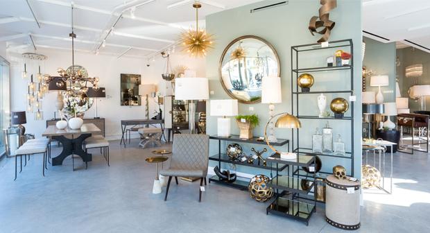 New Design Showroom Arteriors Opens On Melrose West