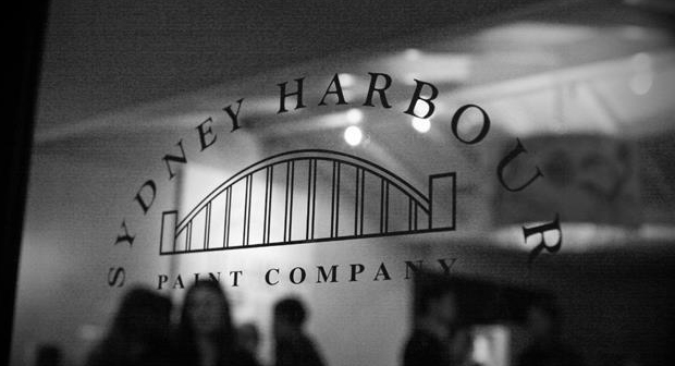 This Week: Art Installation at Sydney Harbour Paint Company