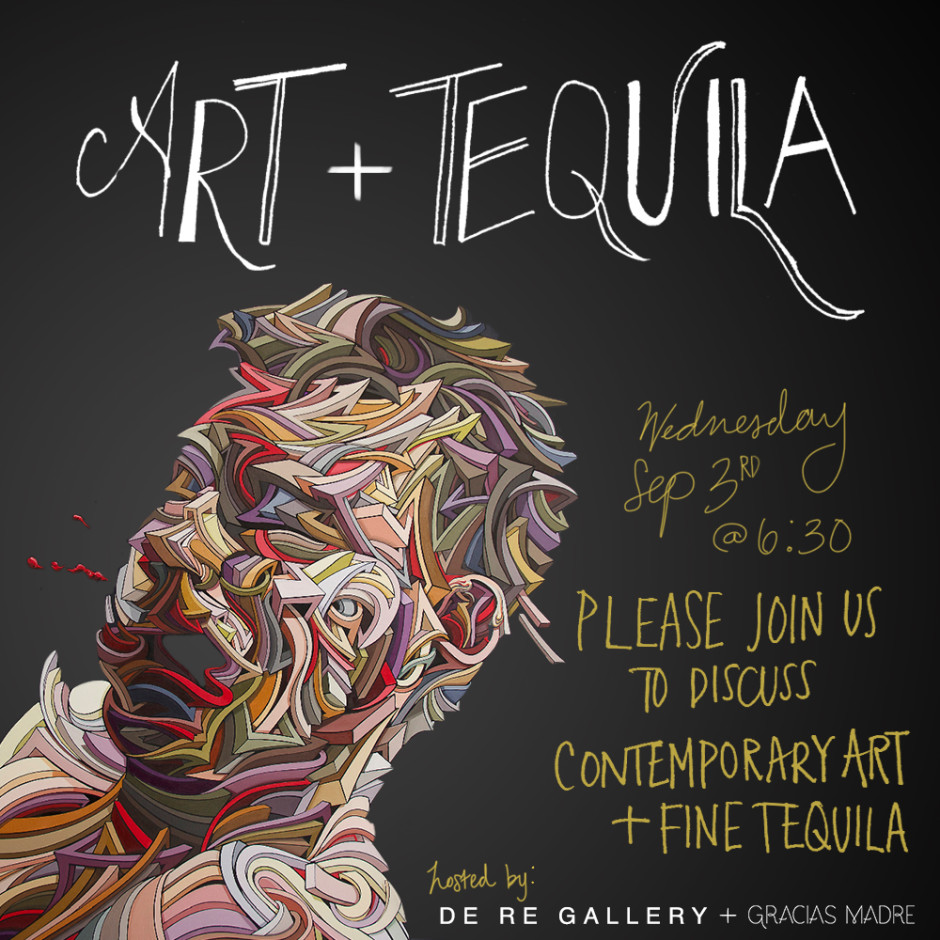 Art + Tequila: Need We Say More?