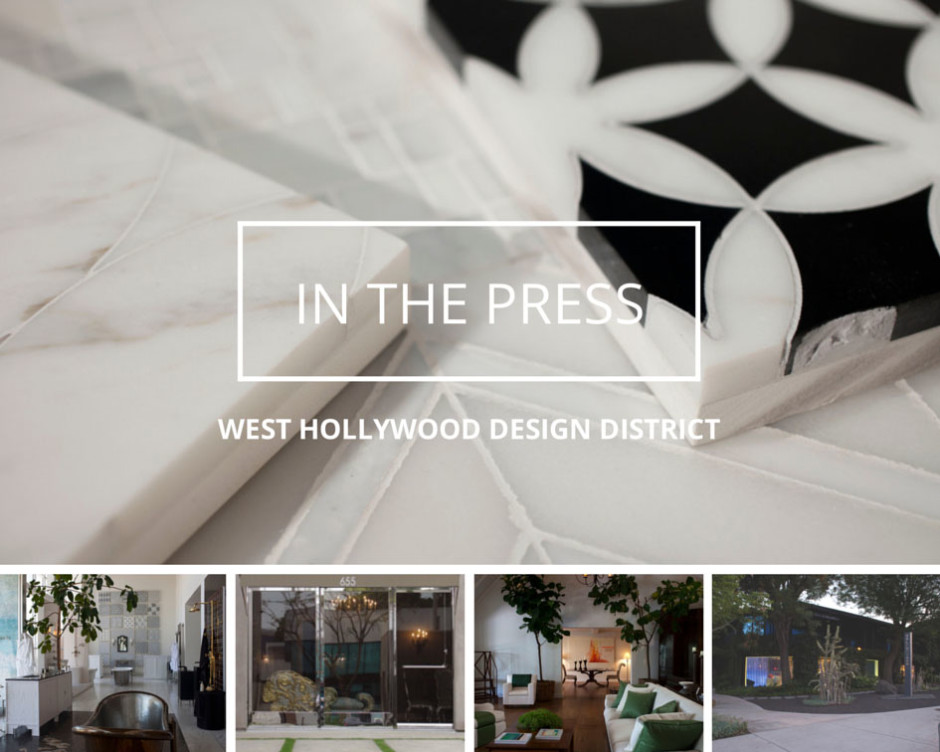In the Press: ELLE Decor Honors District Innovators