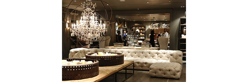 New Restoration Hardware store opens in the WeHo Design District