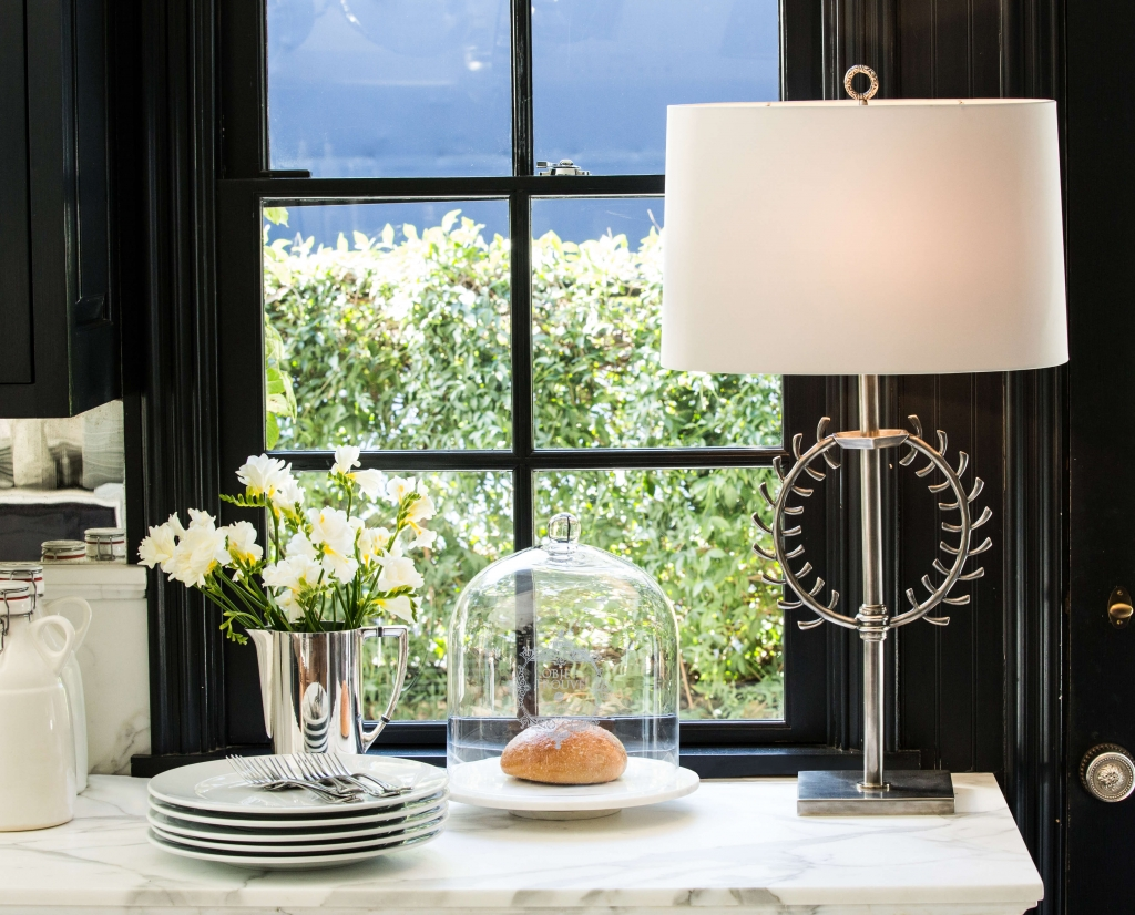 Crete Lamp by Arteriors, available in the West Hollywood Design District