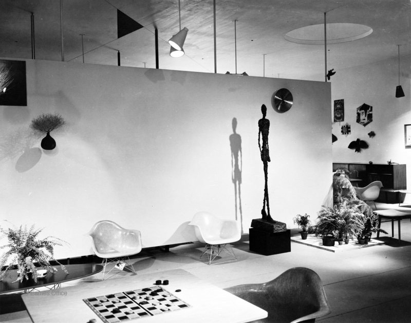 That Was Then: The History of Charles & Ray Eames in the West Hollywood Design District