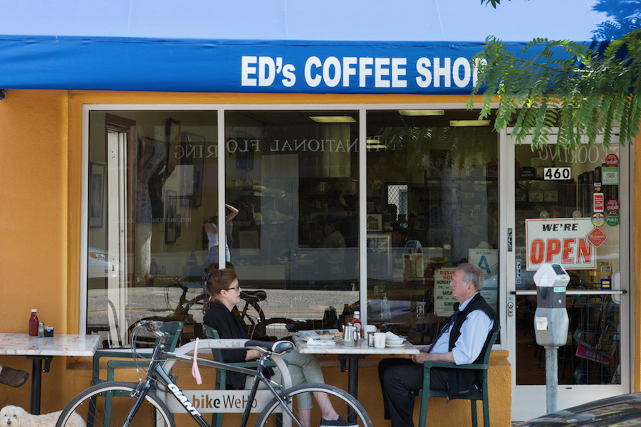 Know Your Neighbors: Ada of Ed's Coffee Shop