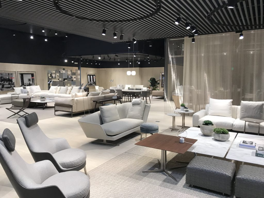 Attend the Grand Opening of Flexform's New LA Showroom