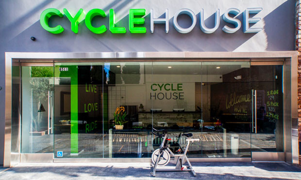 cycle-house