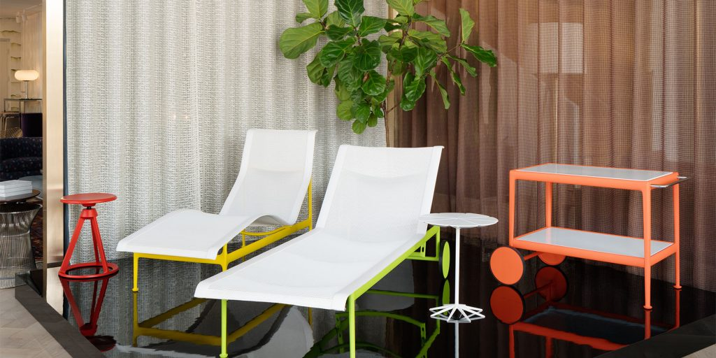 Knoll Home Design Showcases Mid-Century Icons