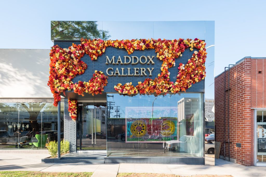 London's Maddox Gallery Showcases World-Class Art in the District